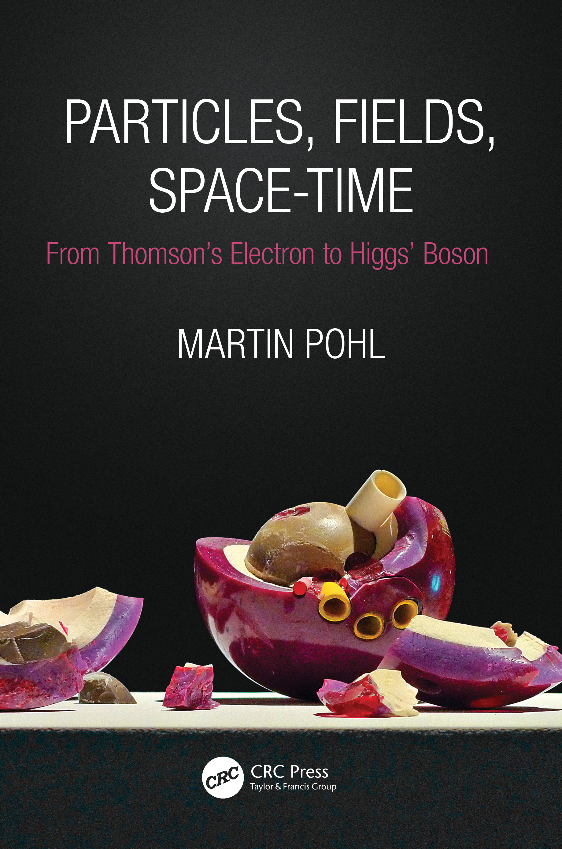 Particles, Fields, Space-Time