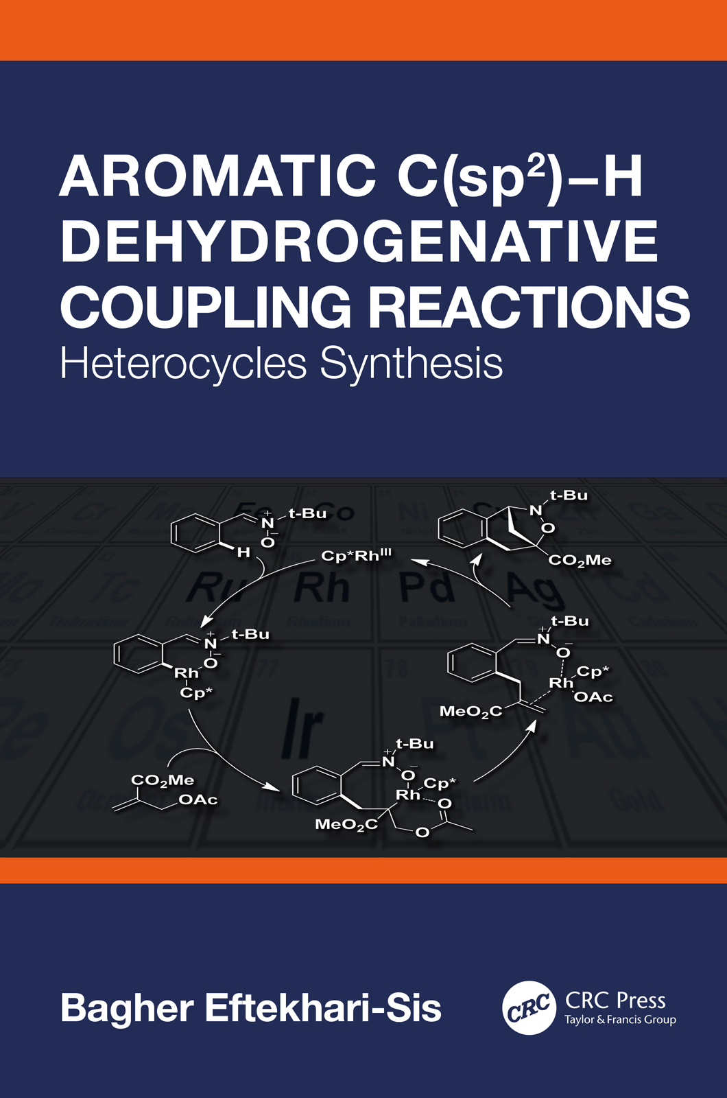 Aromatic C(sp2)−H Dehydrogenative Coupling Reactions: Heterocycles Synthesis, 1st Edition (Hardback) book cover