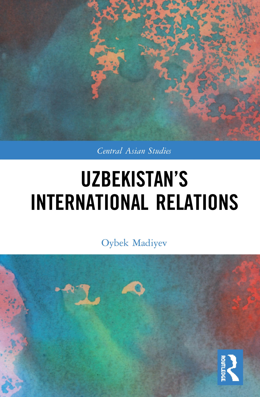Uzbekistan's International Relations book cover