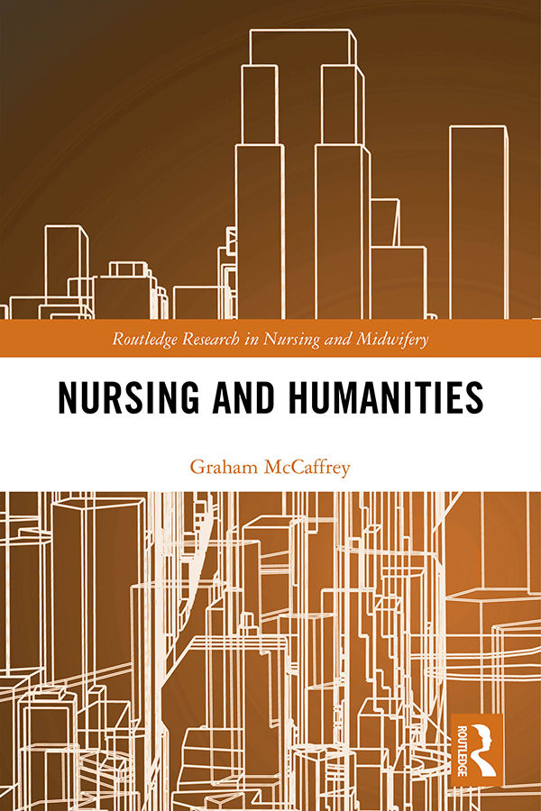 Nursing and Humanities book cover