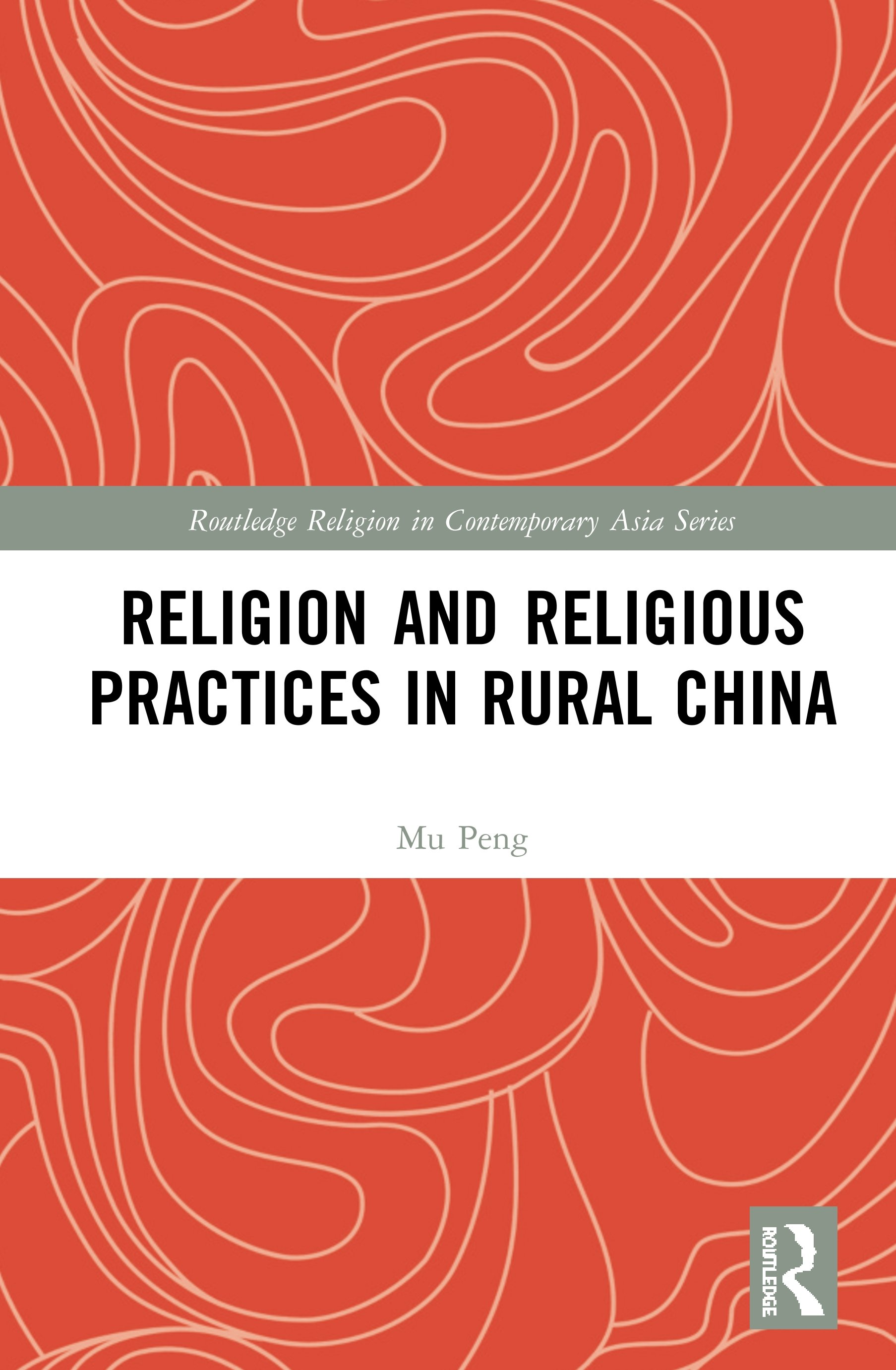 Religion and Religious Practices in Rural China book cover
