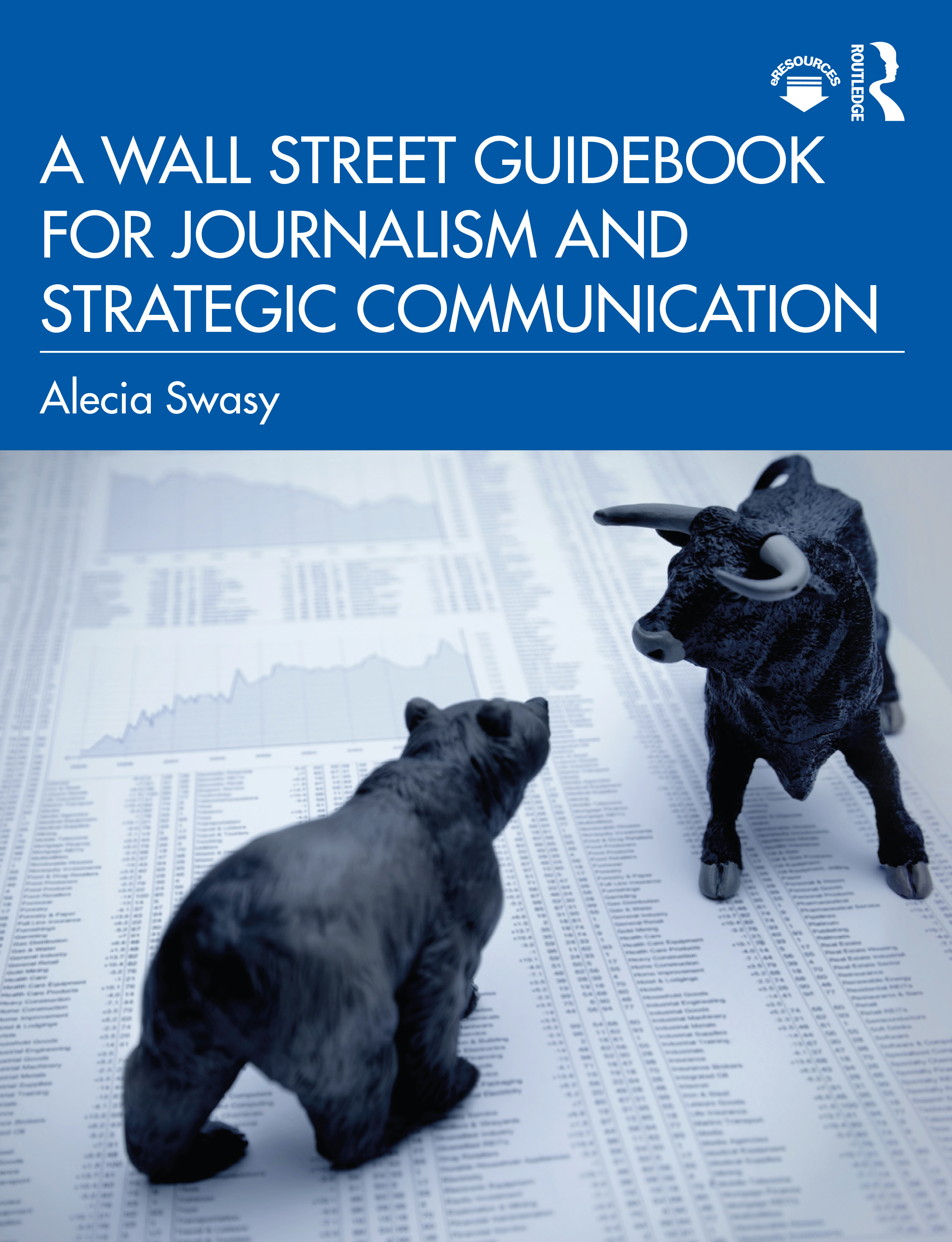 A Wall Street Guidebook for Journalism and Strategic Communication book cover