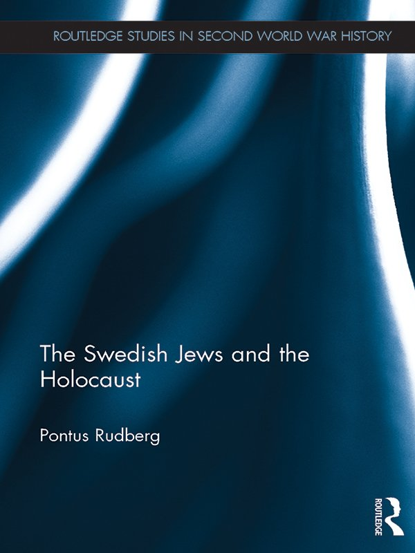 The Swedish Jews and the Holocaust book cover
