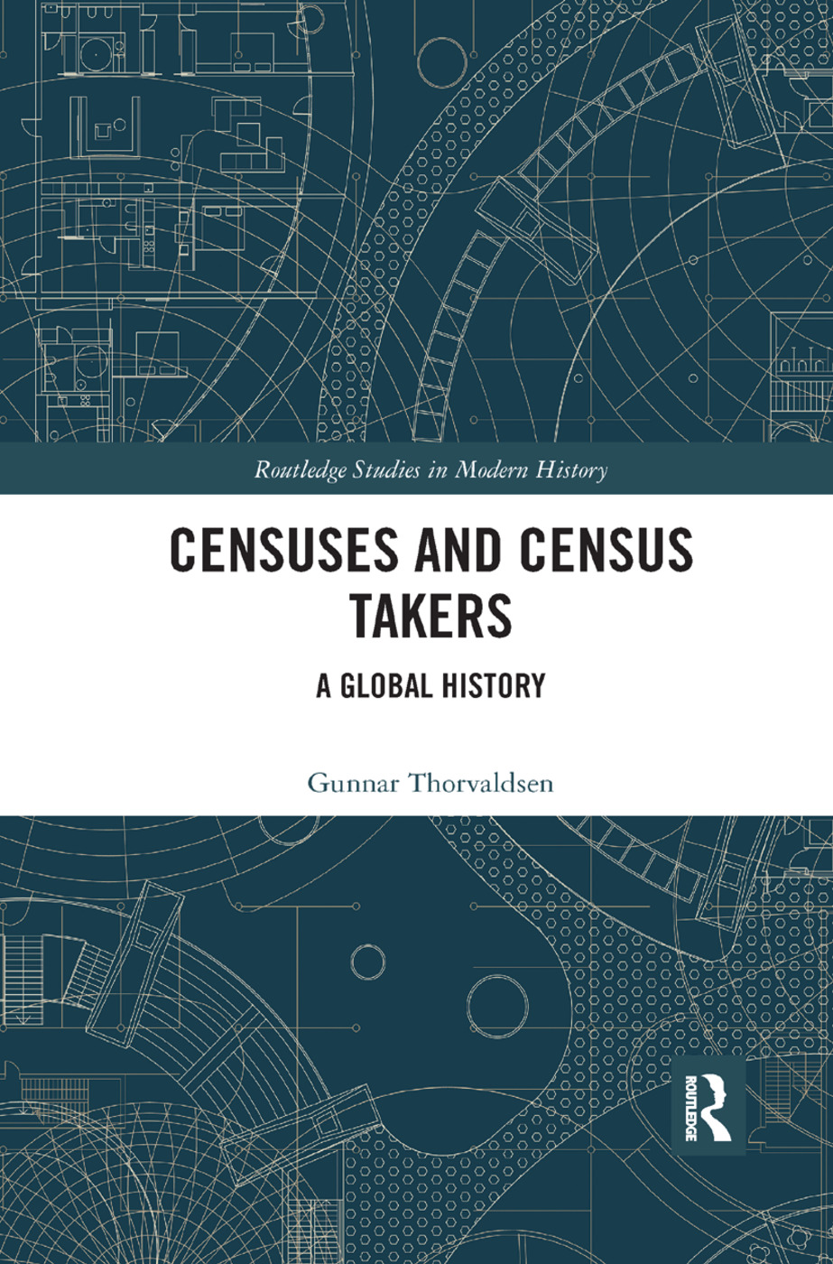 Censuses and Census Takers: A Global History book cover