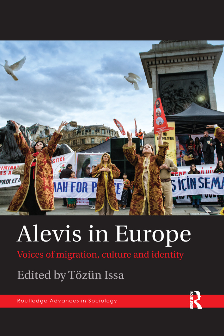 Alevis in Europe: Voices of Migration, Culture and Identity, 1st Edition (Paperback) book cover
