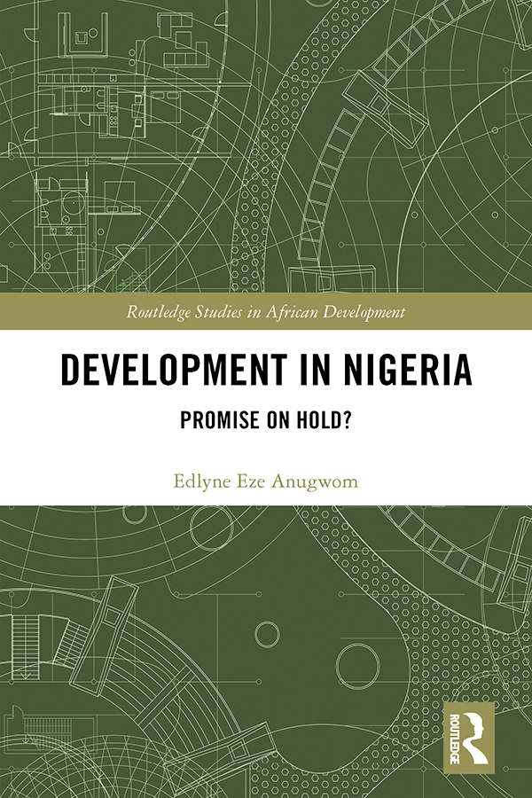Development in Nigeria: Promise on Hold? book cover