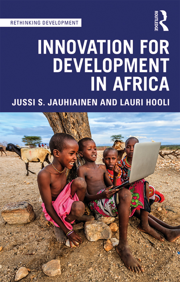 Innovation for Development in Africa book cover