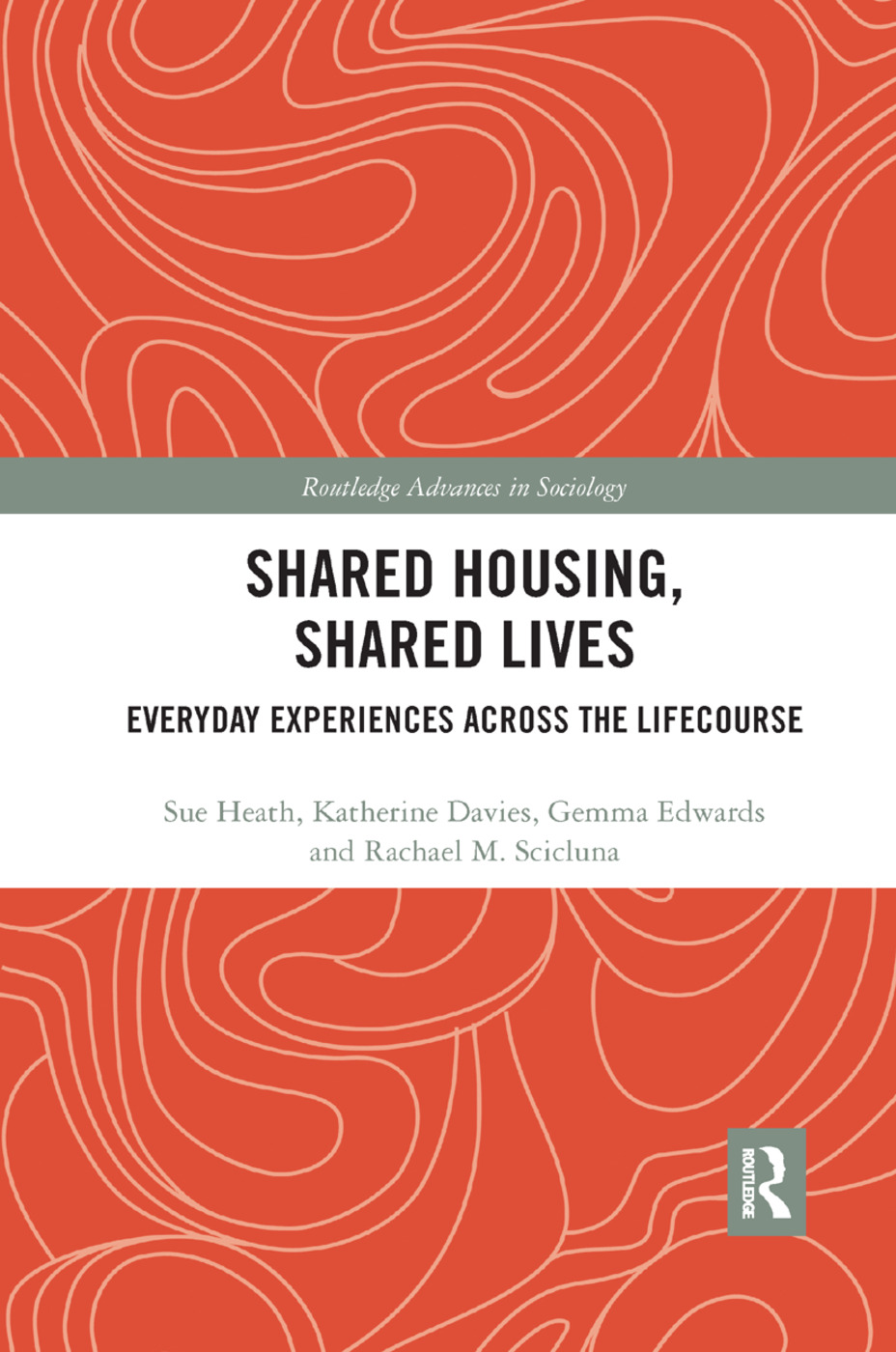 Shared Housing, Shared Lives: Everyday Experiences Across the Lifecourse book cover