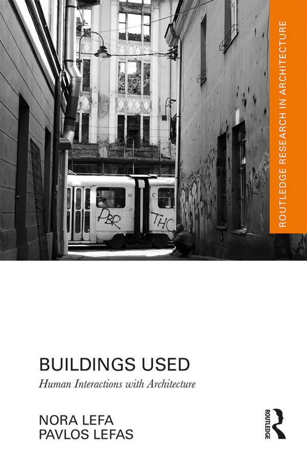Buildings Used: Human Interactions with Architecture book cover