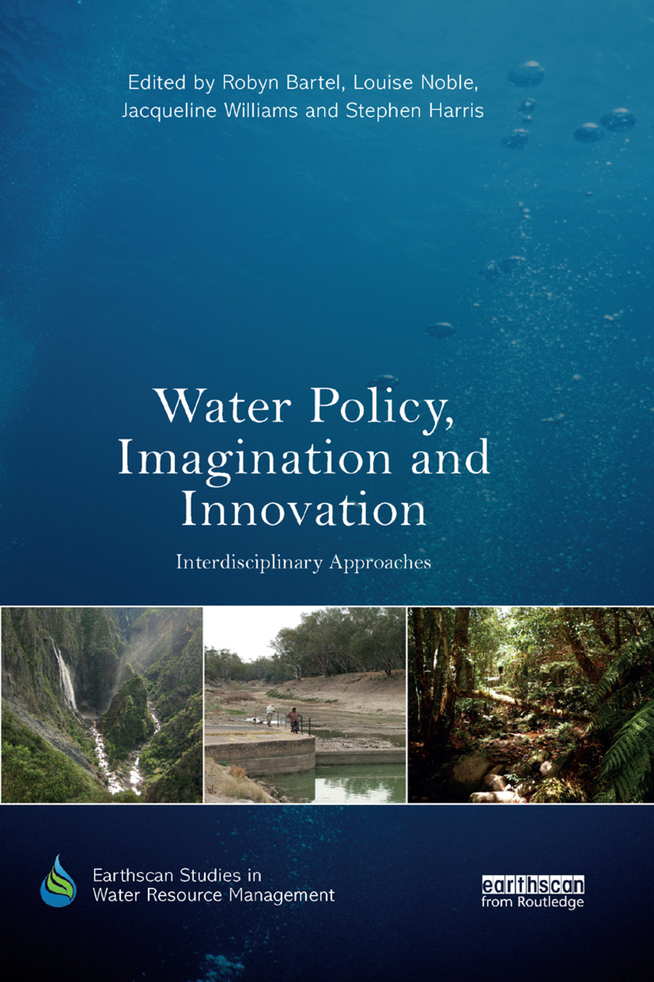 Water Policy, Imagination and Innovation: Interdisciplinary Approaches book cover