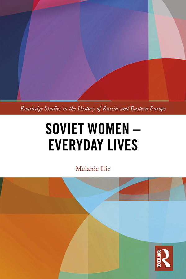 Soviet Women – Everyday Lives book cover