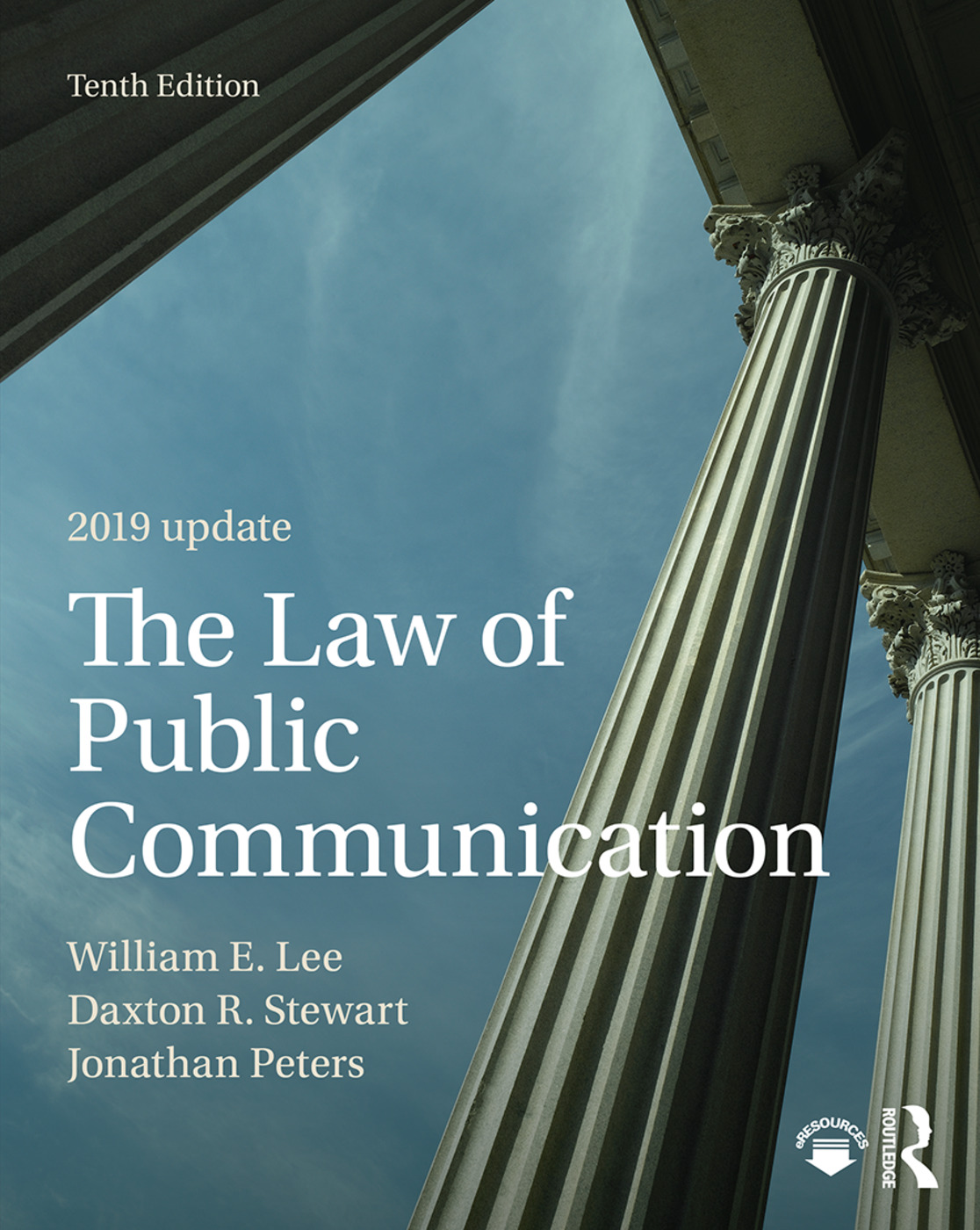 The Law of Public Communication 2019 Update book cover