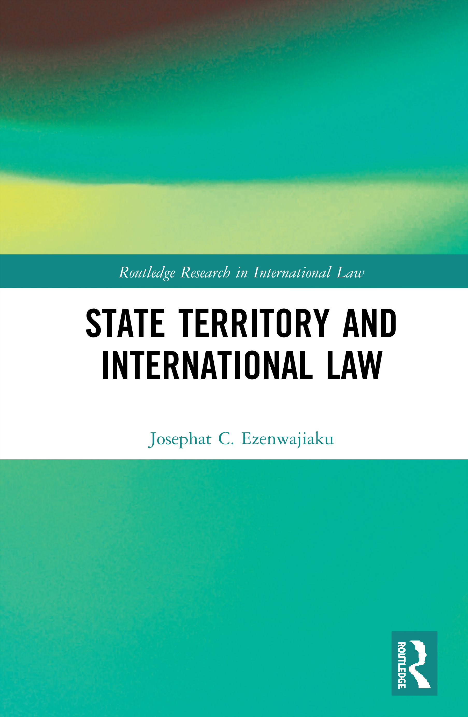 State Territory and International Law book cover