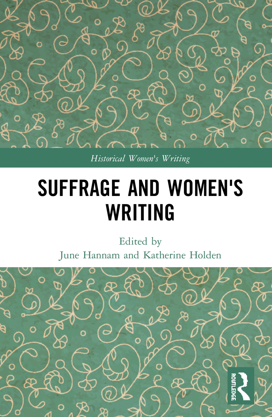 Suffrage and Women's Writing book cover