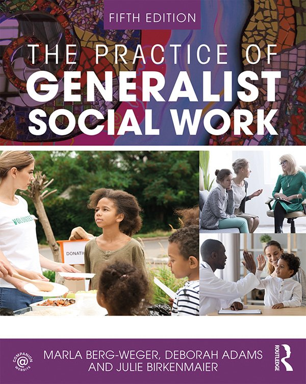 The Practice of Generalist Social Work book cover