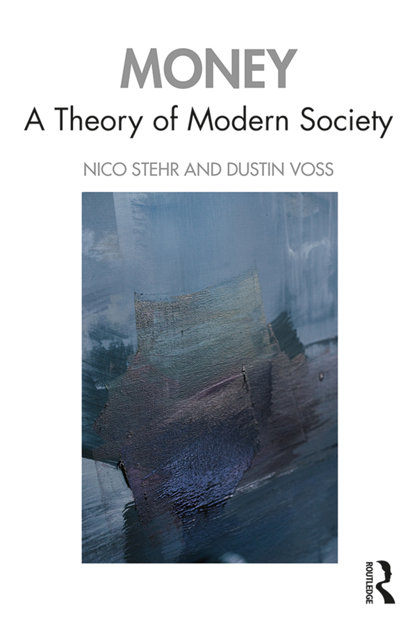 Money: A Theory of Modern Society book cover