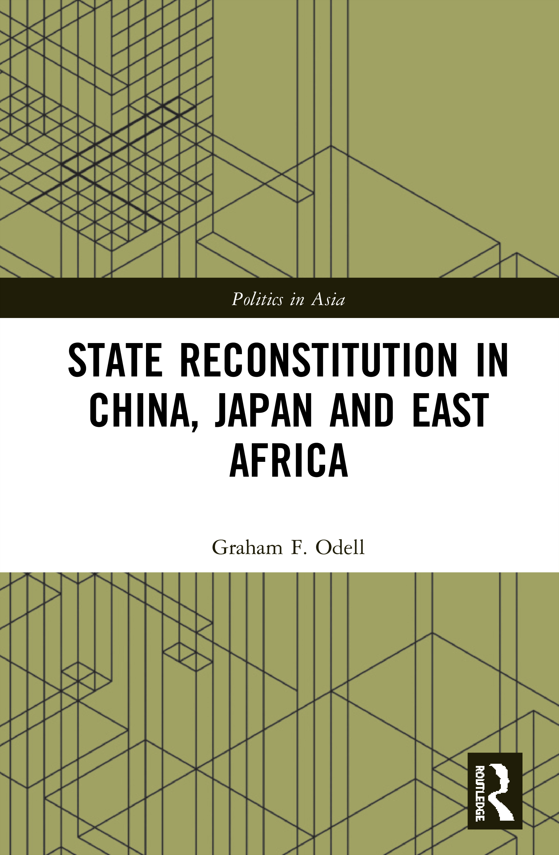 State Reconstitution in China, Japan and East Africa book cover
