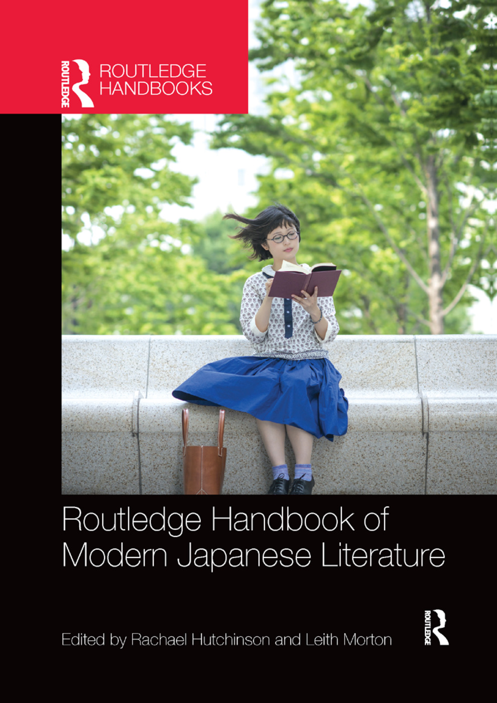 Routledge Handbook of Modern Japanese Literature book cover