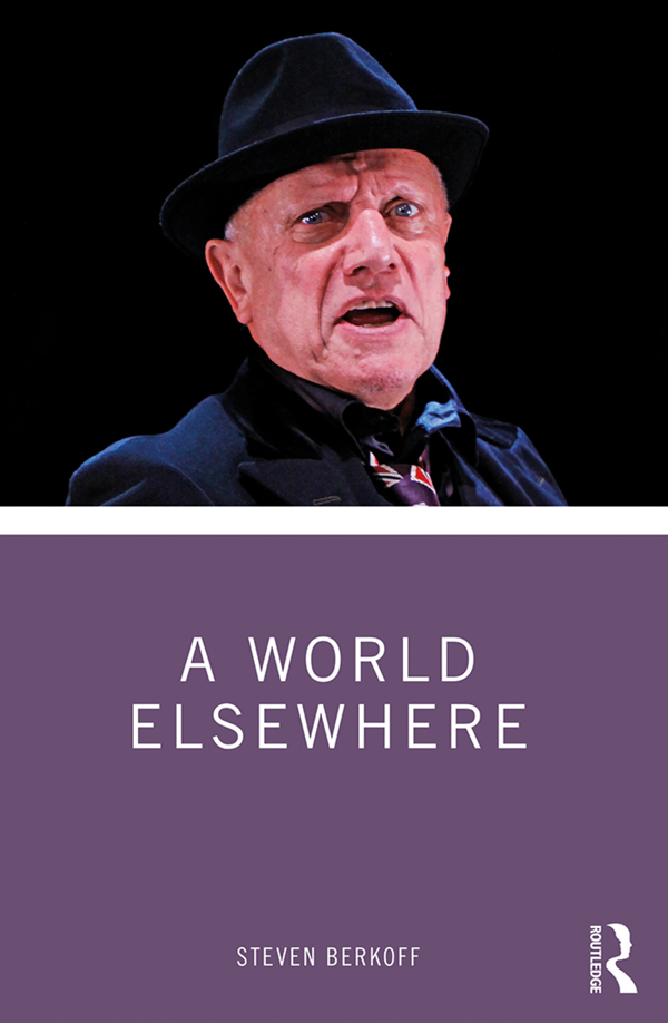 A World Elsewhere: 1st Edition (Paperback) book cover