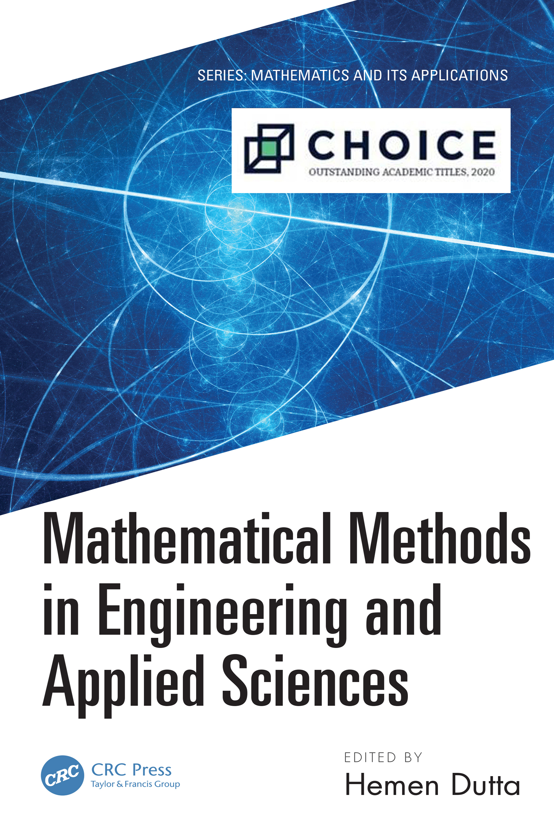 Mathematical Methods in Engineering and Applied Sciences: 1st Edition (Hardback) book cover