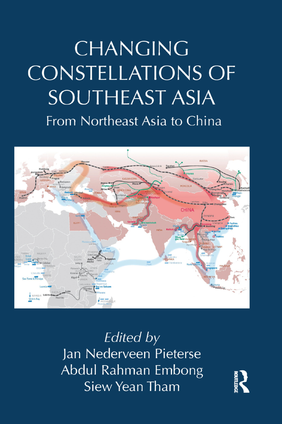 Changing Constellations of Southeast Asia: From Northeast Asia to China book cover