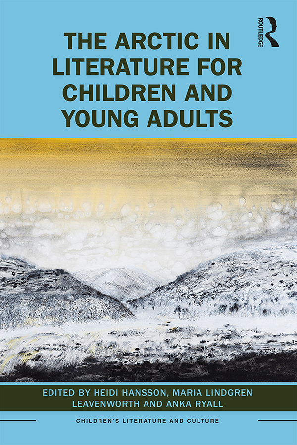 The Arctic in Literature for Children and Young Adults book cover