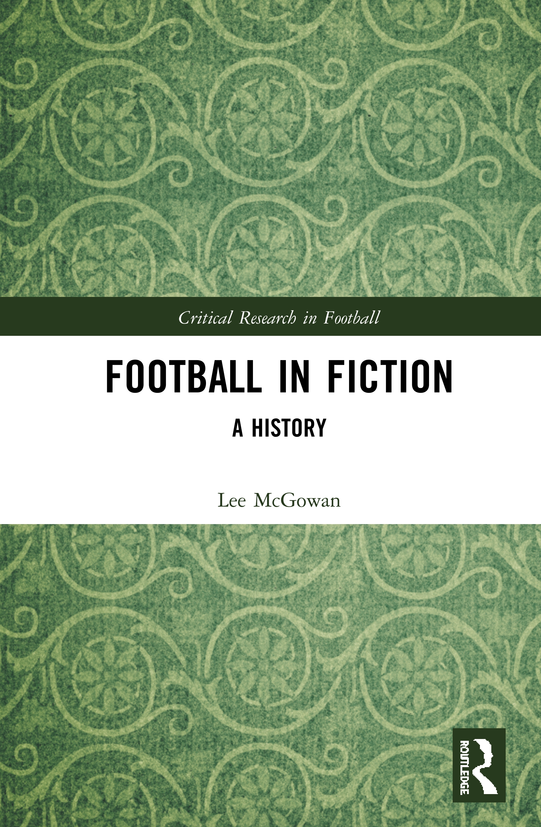 Football in Fiction: A History book cover