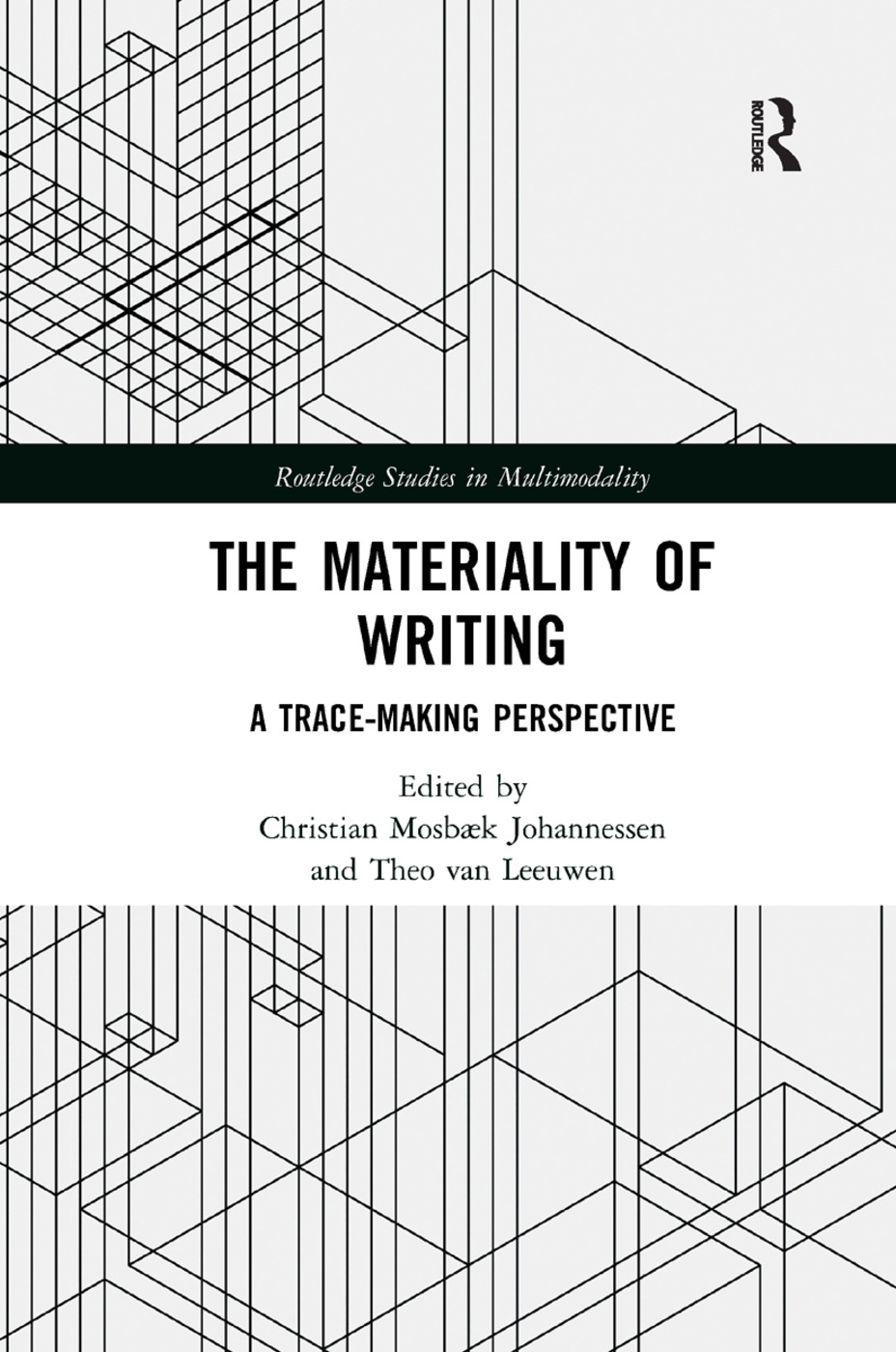 The Materiality of Writing: A Trace Making Perspective book cover