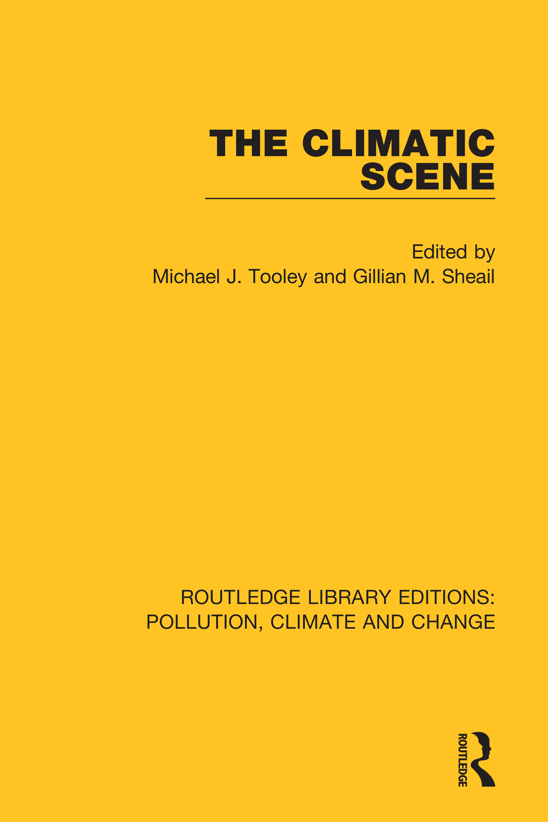 The Climatic Scene book cover