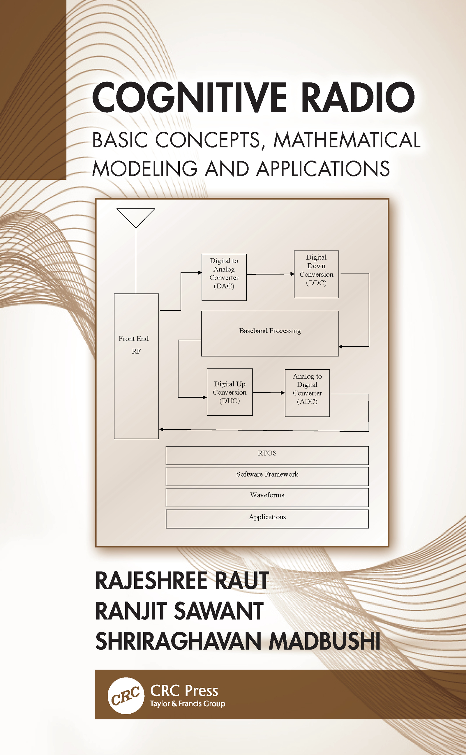 Cognitive Radio: Basic Concepts, Mathematical Modeling and Applications, 1st Edition (Hardback) book cover
