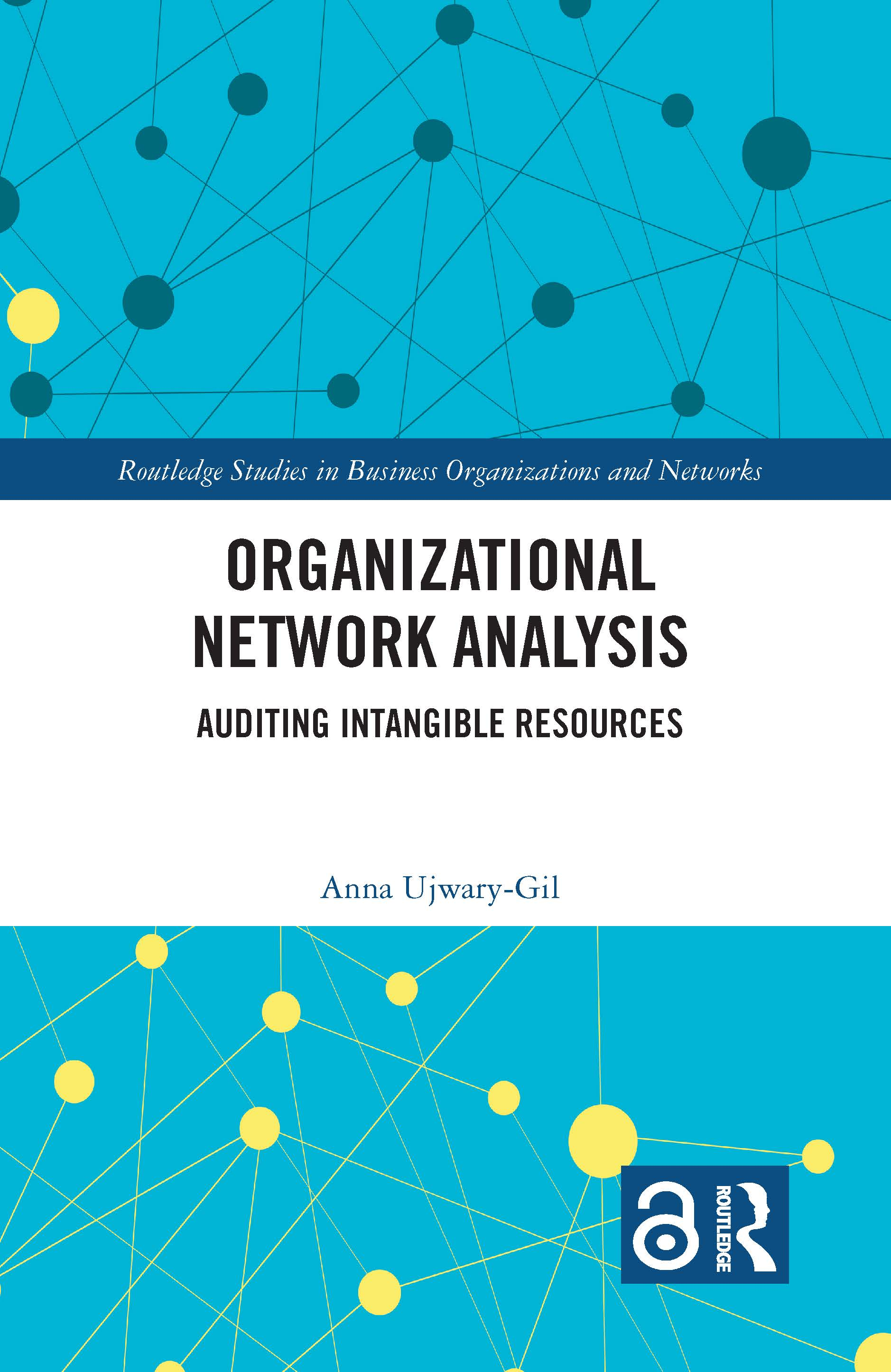 Organizational Network Analysis: Auditing Intangible Resources book cover