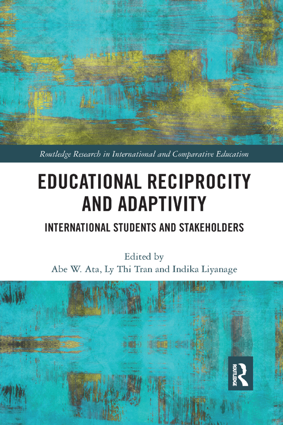 Educational Reciprocity and Adaptivity: International Students and Stakeholders book cover