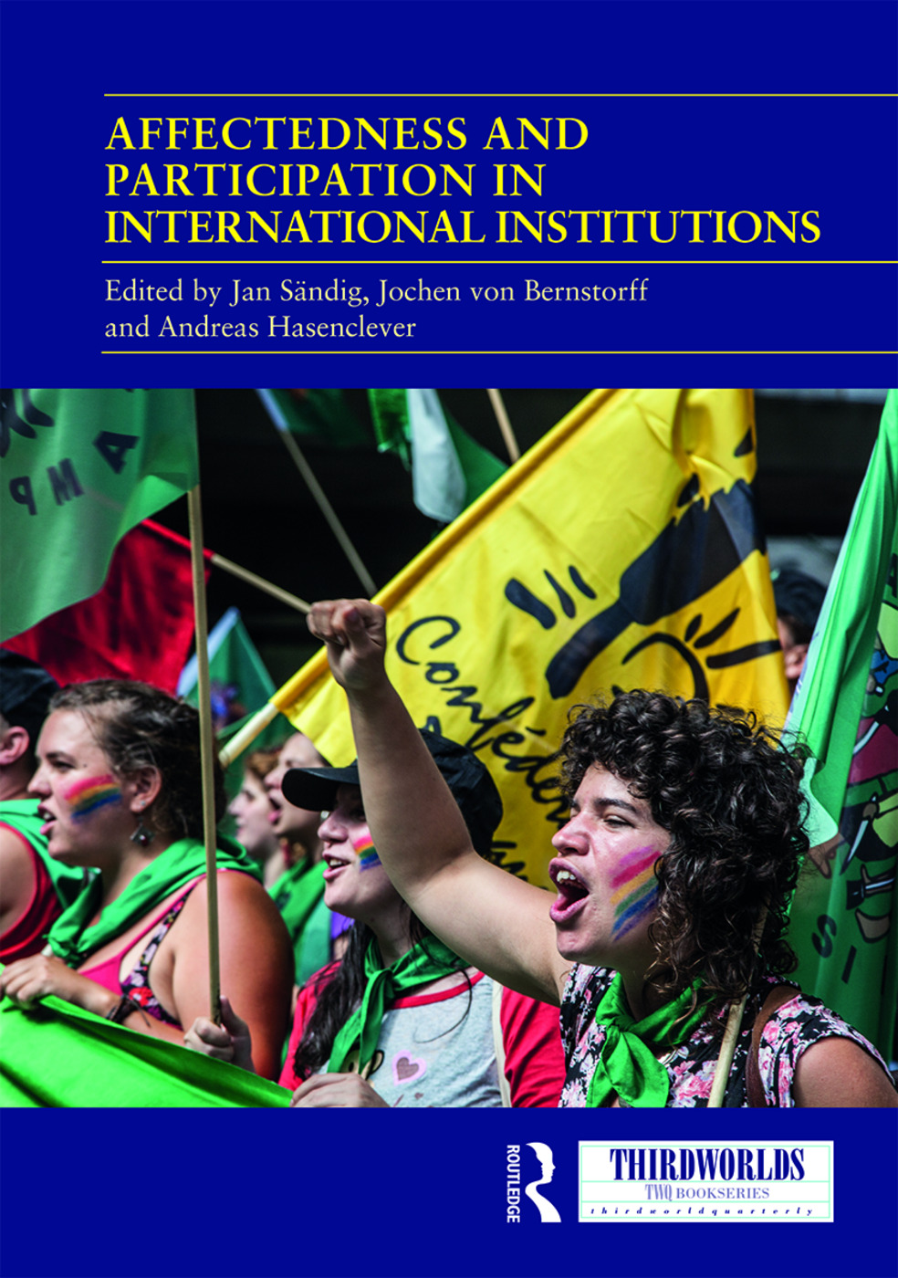 Affectedness And Participation In International Institutions book cover