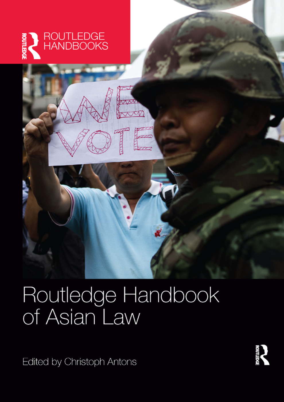 Routledge Handbook of Asian Law book cover