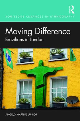 Moving Difference: Brazilians in London book cover