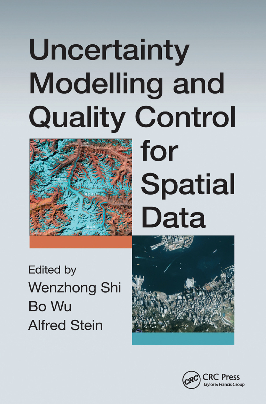Uncertainty Modelling and Quality Control for Spatial Data book cover