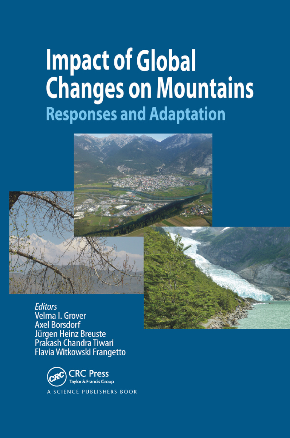 Impact of Global Changes on Mountains: Responses and Adaptation book cover