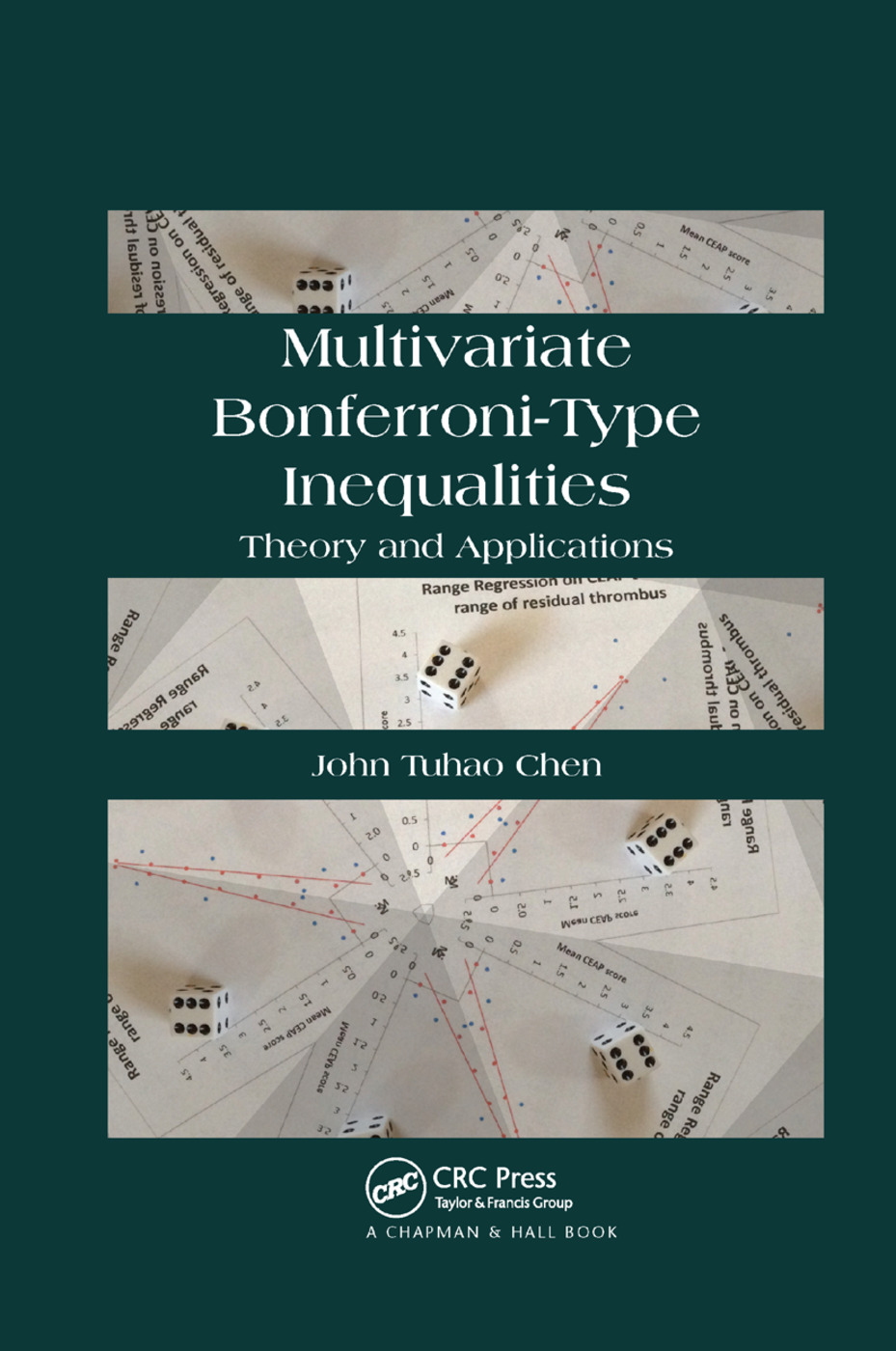 Multivariate Bonferroni-Type Inequalities: Theory and Applications, 1st Edition (Paperback) book cover