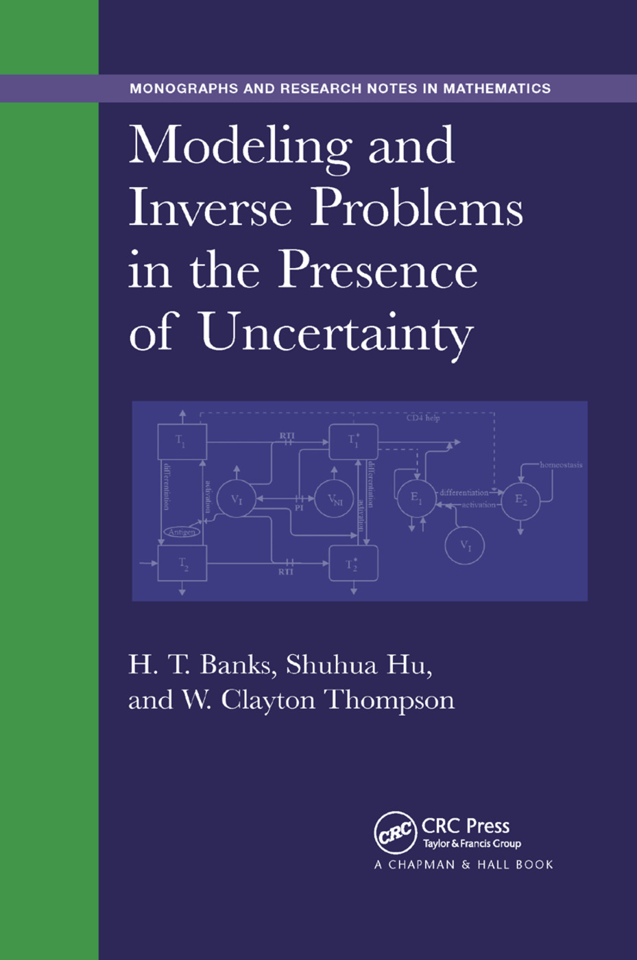 Modeling and Inverse Problems in the Presence of Uncertainty: 1st Edition (Paperback) book cover