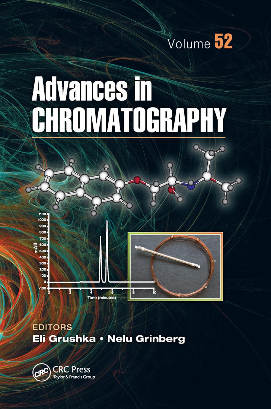Advances in Chromatography, Volume 52 book cover
