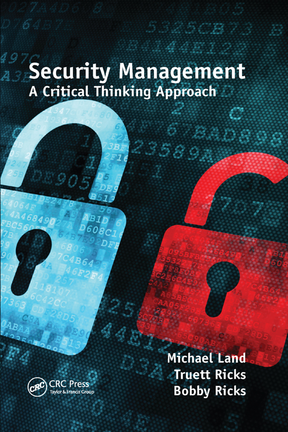 Security Management: A Critical Thinking Approach, 1st Edition (Paperback) book cover