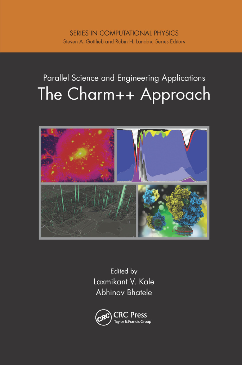 Parallel Science and Engineering Applications: The Charm++ Approach book cover