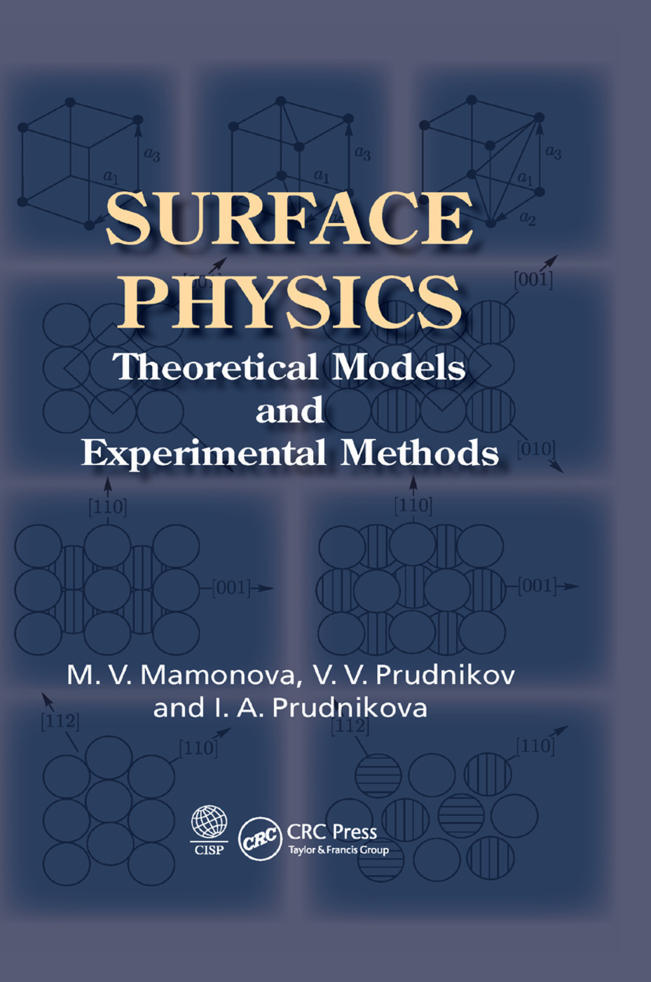 Surface Physics: Theoretical Models and Experimental Methods, 1st Edition (Paperback) book cover