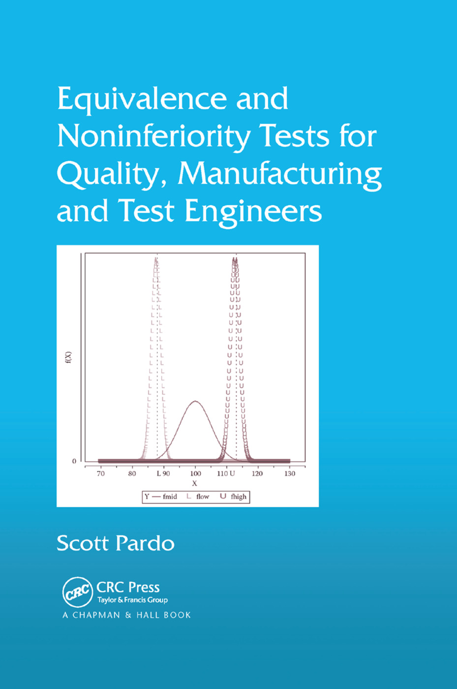 Equivalence and Noninferiority Tests for Quality, Manufacturing and Test Engineers: 1st Edition (Paperback) book cover