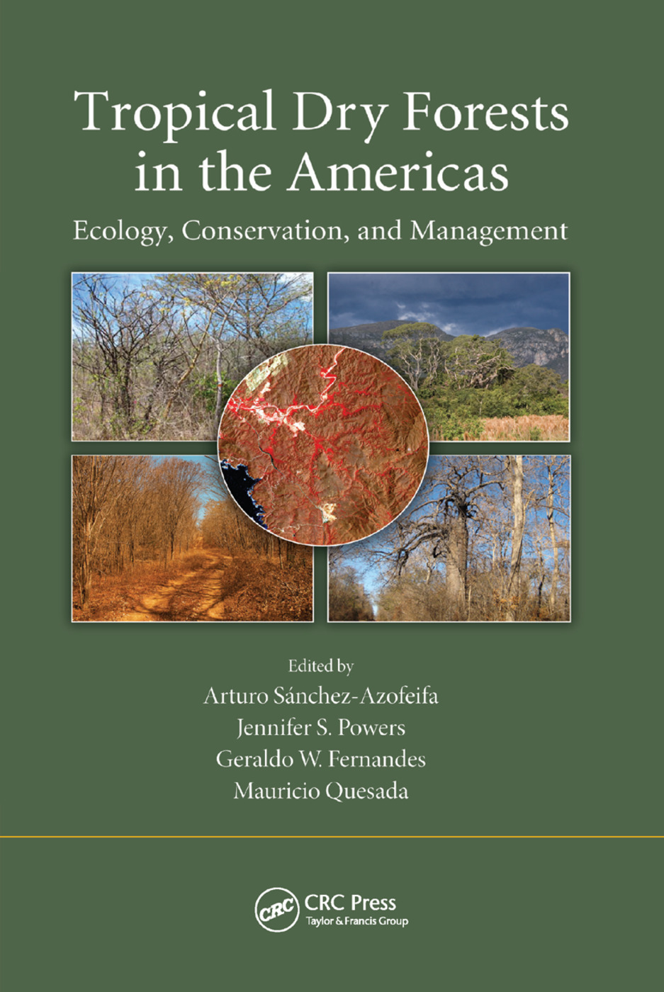 Tropical Dry Forests in the Americas: Ecology, Conservation, and Management book cover