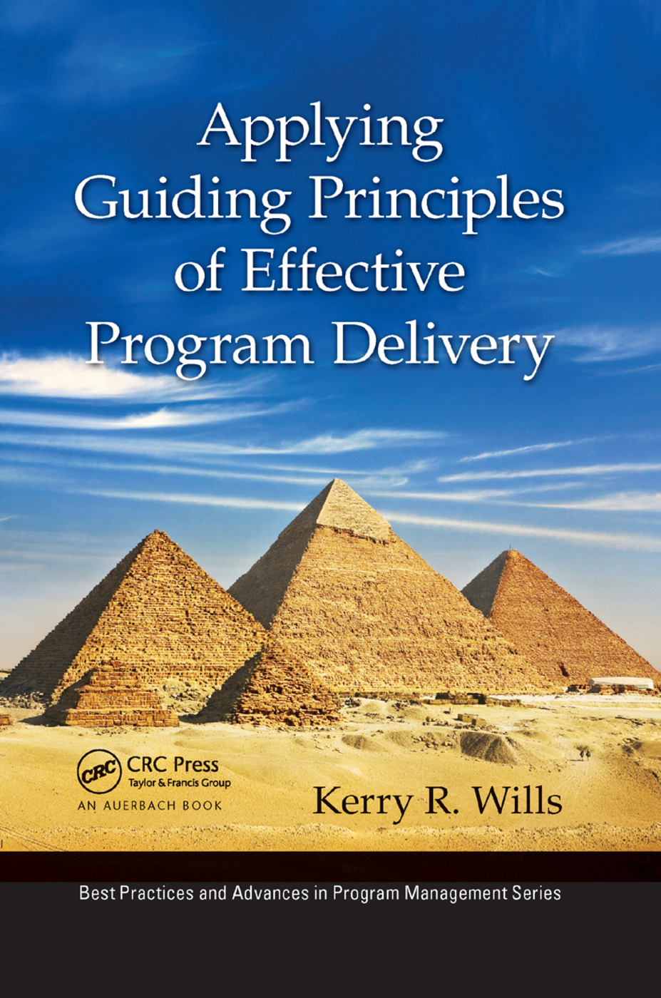 Applying Guiding Principles of Effective Program Delivery: 1st Edition (Paperback) book cover