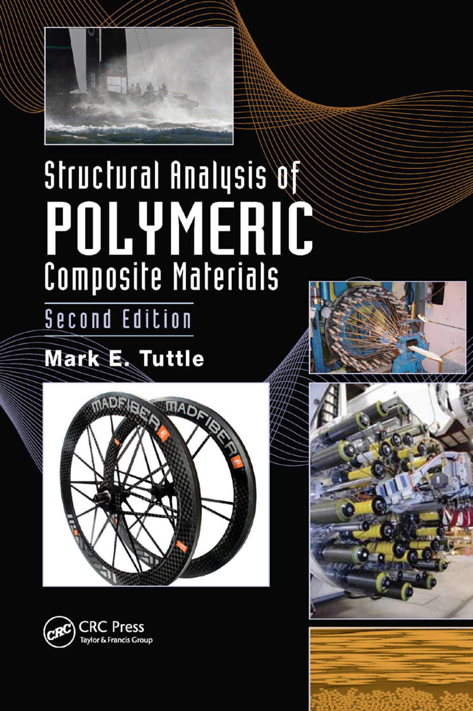 Structural Analysis of Polymeric Composite Materials: 2nd Edition (Paperback) book cover