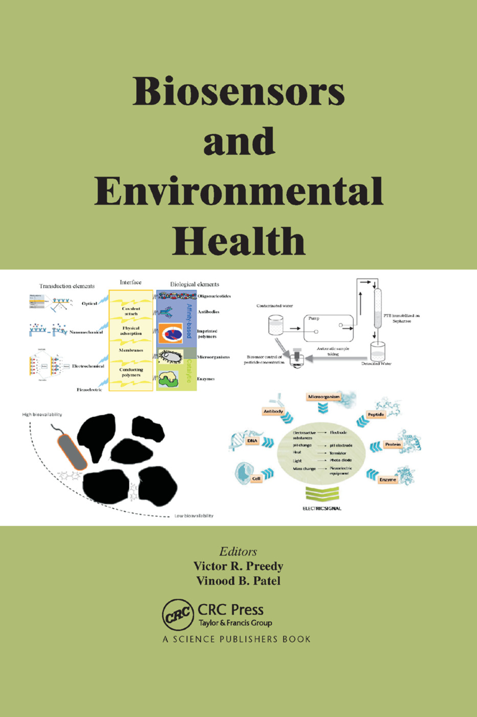 Biosensors and Environmental Health: 1st Edition (Paperback) book cover