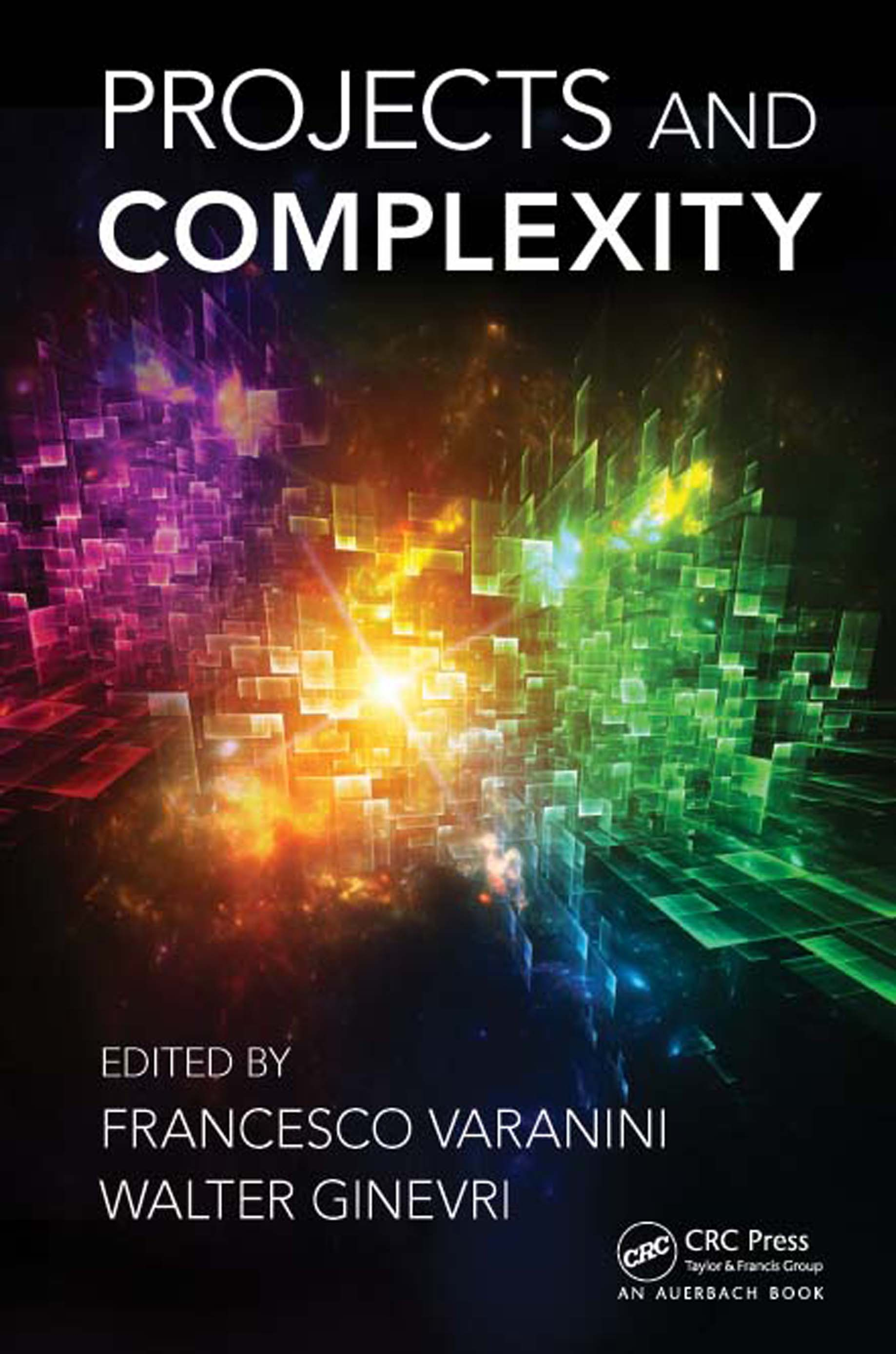 Projects and Complexity: 1st Edition (Paperback) book cover
