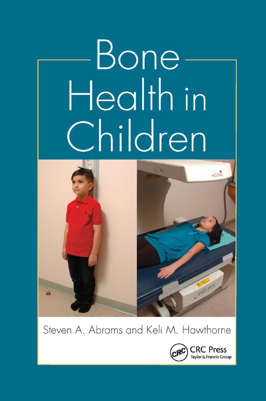 Bone Health in Children book cover